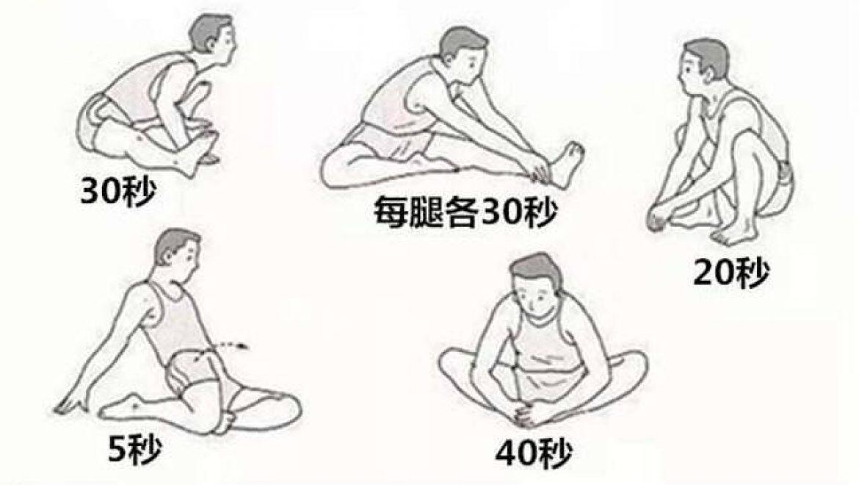 每天下蹲拉筋5分鐘,肝經堵塞全疏通,瘦全身展筋骨,肝臟1年更比1年強壯