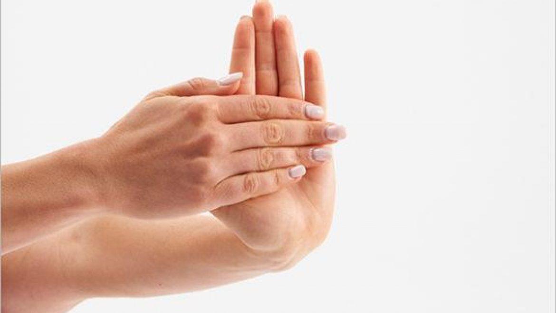 4組手部拉筋動作 幫你預防及改善手腕痠痛
